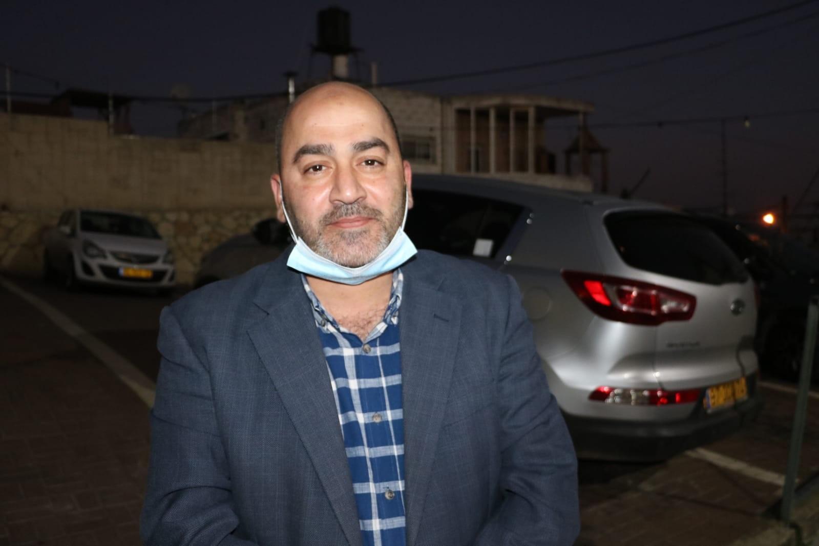 الشيخ غنايم