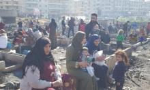 إحراق متعمّد لمخيّم للاجئين السوريين بلبنان يشرّد 120 عائلة