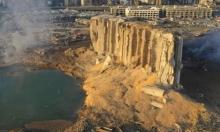 """""""أف بي آي"""": 500 طن من نيترات الأمونيوم تسببت بانفجار بيروت"""