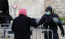وفاة و262 إصابة بفيروس كورونا في القدس خلال يومين