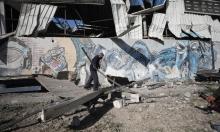 """إطلاق قذيفة من قطاع غزّة نحو """"إشكول"""""""