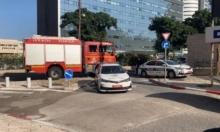 تسرُّب وقود في حيفا وإخلاء مواقف سيارات