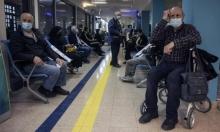 الصحة الإسرائيلية: لليوم الثالث إصابات كورونا تتخطى حاجز الـ5 آلاف