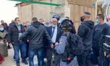 القدس: اعتقال نائب مدير الأوقاف الإسلاميّة