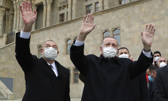 """إسرائيل تبدأ """"فحص الأجواء"""" لتحسين العلاقات مع تركيا"""