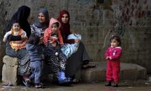 لاجئة سورية ضحيّة الاحتفال بالعام الجديد