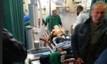 فيديو | إصابة حرجة لشاب فلسطينيّ برصاص الاحتلال جنوب الخليل