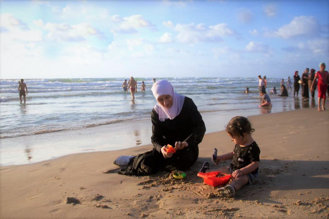 ملح بحر يافا… لأوّل مرّة
