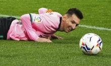 جمهور برشلونة يفاجئ ميسي!