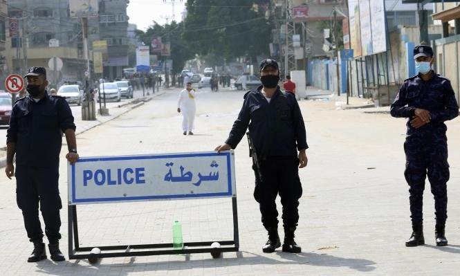 غزة: 7 وفيات و409 إصابة جديدة بكورونا
