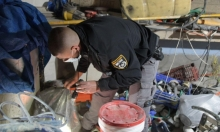 اعتقال 35 مشتبها بالتجارة بالمخدرات والسلاح