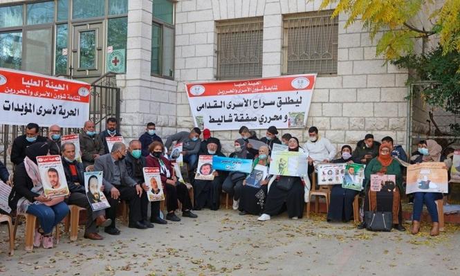 184 إصابة بكورونا بين الأسرى بسجون الاحتلال