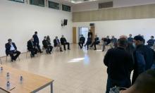 عقب جريمة القتل: حداد وإضراب شامل في كفر قرع