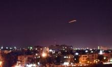 العدوان الإسرائيلي على سورية: 3 قتلى موالين لإيران و11 مصابا