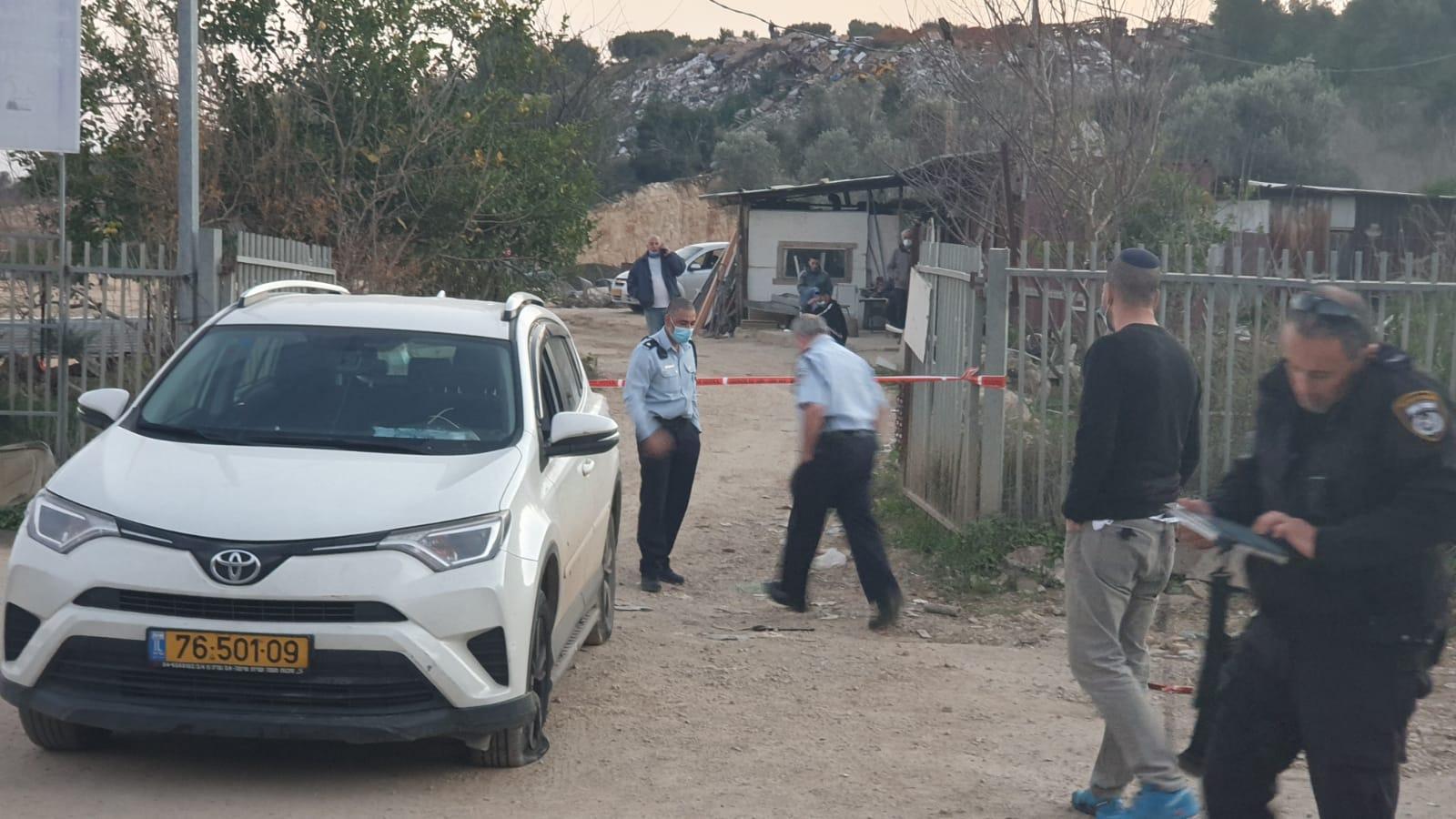 إصابة رئيس بلدية أم الفحم السابق د. سليمان إغبارية بجريمة إطلاق نار