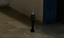 إطلاق نار والعثور على قذيفة هاون أمام مبنى لبلدية طمرة