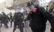 الشرطة الأميركية تعلن اعتقال 82 شخصا في أحداث اقتحام الكونغرس