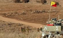 الاحتلال الإسرائيلي يلقي منشورات تحذيرية لقوات النظام جنوبي سورية