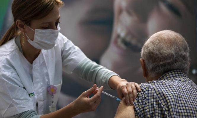 "تطعيم 1.6 مليون شخص بالبلاد وانتظار شحنات ""فايزر"" و"" ""موديرنا"""