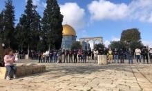 للأسبوع الثاني: الاحتلال يمنع الآلاف من دخول الأقصى