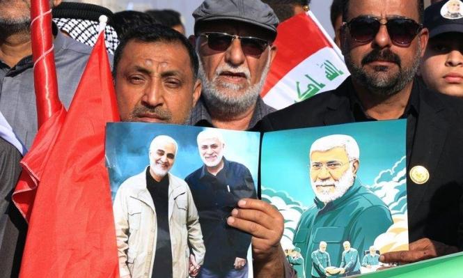 """عقوبات أميركيّة على رئيس """"الحشد الشعبي"""" العراقية"""