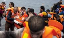 السلطات الألبانية تخلّص 55 مهاجرًا سوريًا من هيجان البحر