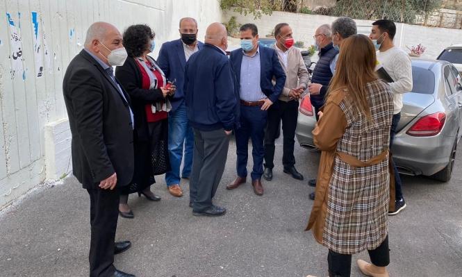 اجتماع ثنائي بين الجبهة والعربية للتغيير؛ والإسلامية تنتقد