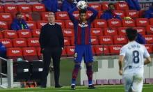 برشلونة يحدد حجم إصابة لاعبه
