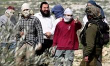 تصاعد في هجمات المستوطنين على الأجهزة الأمنية للاحتلال