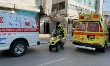 مصابان بحالة خطيرة في حادثي عمل