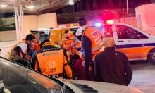 مخيّم شعفاط: إصابة خطيرة لشاب في جريمة إطلاق نار