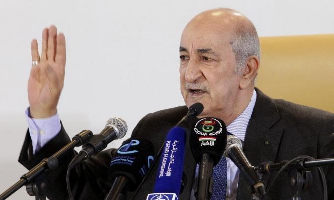 """الرئيس الجزائري يعود لألمانيا """"بسبب مضاعفات"""" إثر إصابته بكورونا"""