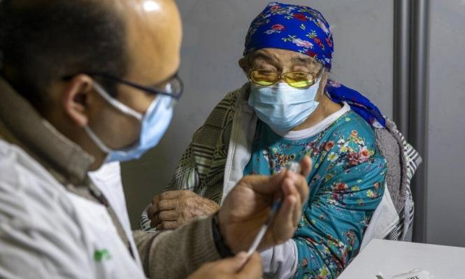 الصحة الإسرائيلية: 72% من المواطنين فوق 60 عاما تلقوا تطعيم كورونا
