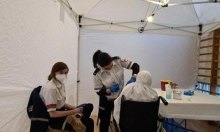 مطالبة بتوفير التطعيمات لمخيم شعفاط وكفر عقب