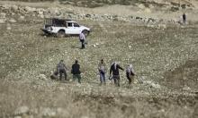 كفر مالك: فلسطينيون يستردون أراضيهم المسلوبة من المستوطنين