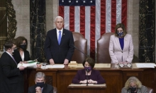 الكونغرس: الجمهوريون يدعون ترامب للاستقالة وبيلوسي تسعى لعزله