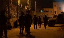 اعتقالات بالضفة والاحتلال يصيب عددا من العمال قرب طولكرم