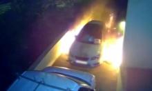 اتهام شاب بإحراق سيارة في كابول
