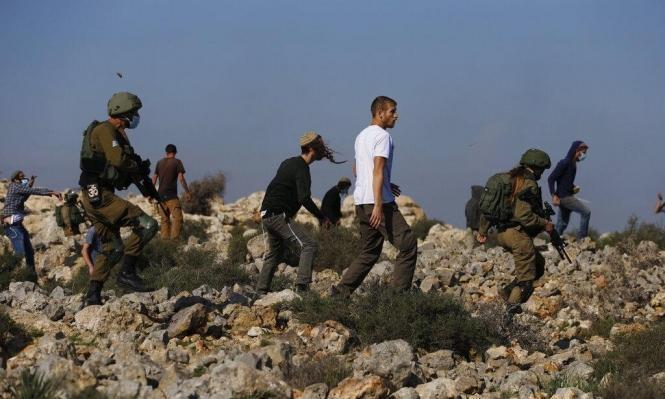 """تصاعد اعتداءات """"شبيبة التلال"""": إصابة في هجوم للمستوطنين غرب نابلس"""