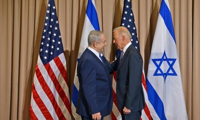 جهاز الأمن الإسرائيلي: التأثير على بايدن بواسطة اللجان الأمنية المشتركة