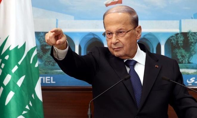 عون يطالب بإدانة أمميّة لاعتداءات إسرائيل