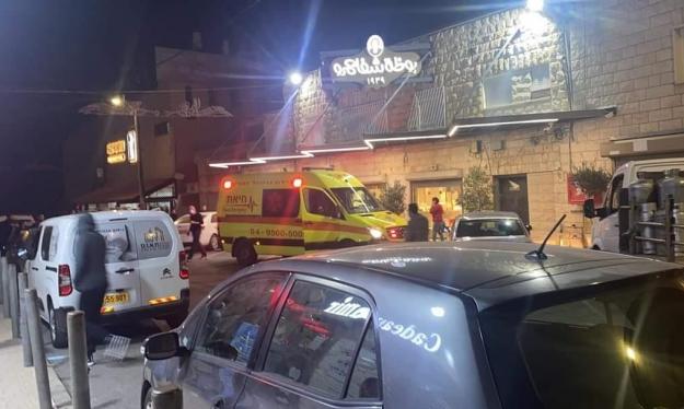 إصابة إثر جريمة إطلاق نار في شفاعمرو