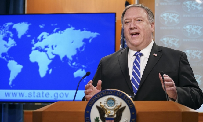 بومبيو يلتقي رئيس الموساد ويعتزم اتهام إيران بالتعاون مع القاعدة