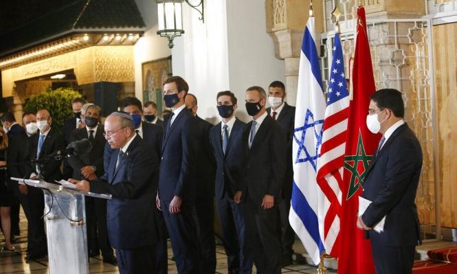 اتفاق إسرائيلي - مغربي لتسيير رحلات جوية مباشرة