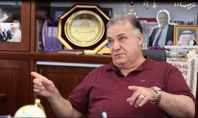 """""""يسرائيل هيوم"""": علي سلّام يترشح للكنيست ضمن قائمة الليكود"""