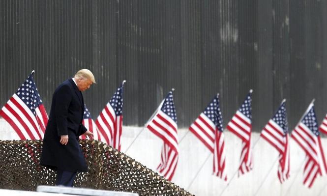ترامب يواجه إجراء عزل للمرة الثانية وأجواء متوتّرة في واشنطن