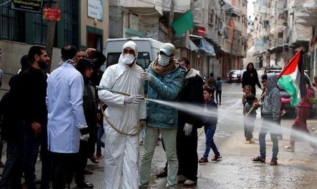 غزة: 9 وفيات و437 إصابة بكورونا أمس الثلاثاء