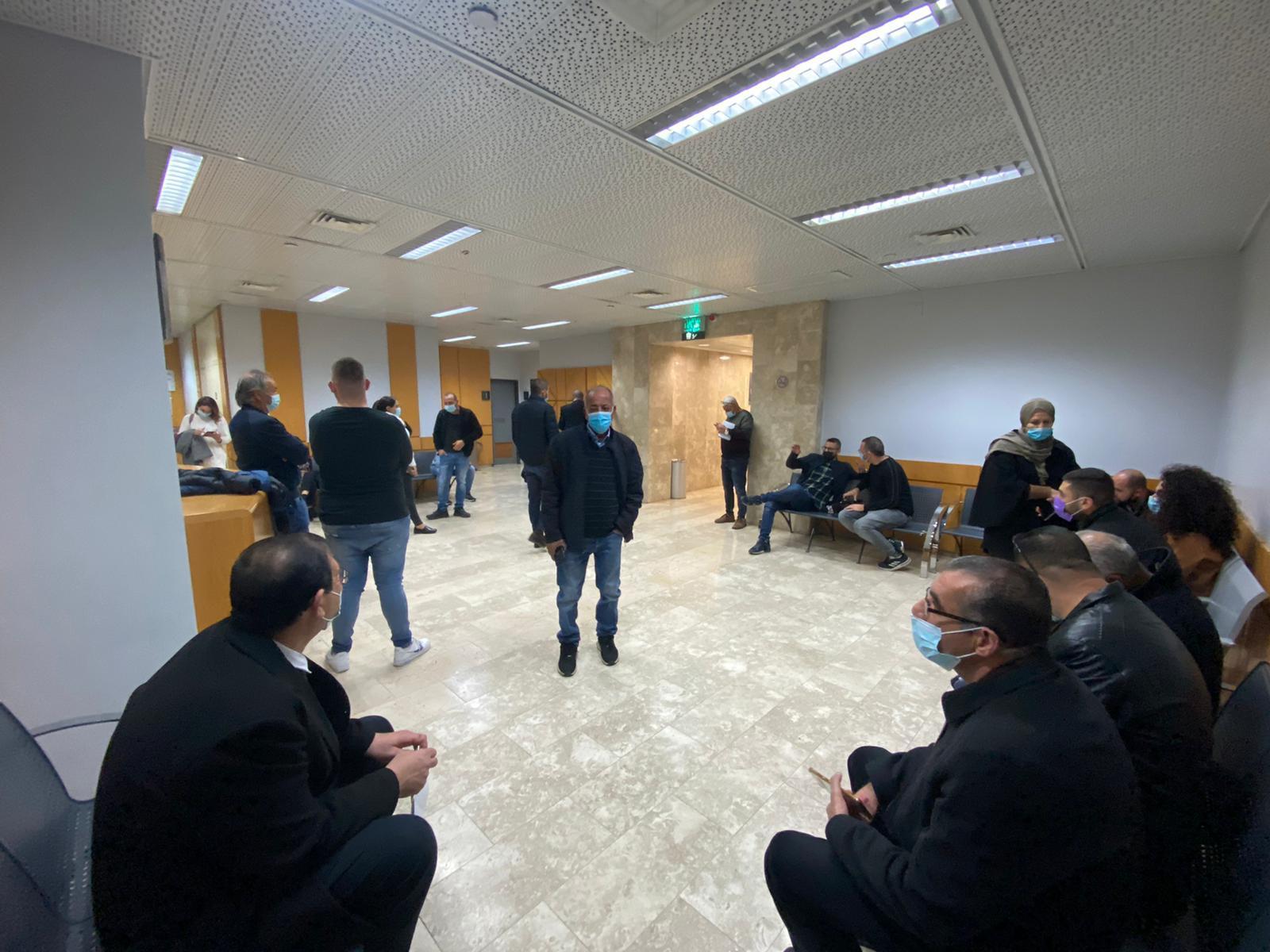 إطلاق سراح معتقلي المظاهرة الاحتجاجية ضد نتنياهو بالناصرة