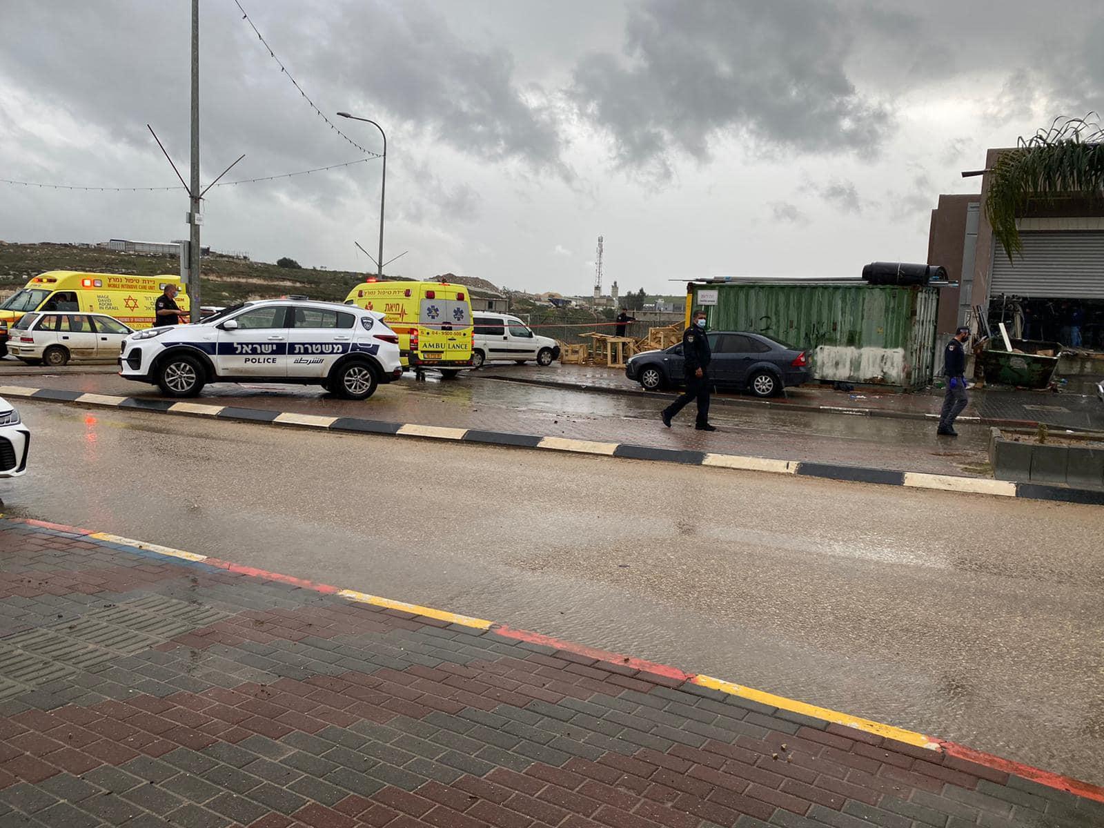 شفاعمرو: إصابة خطيرة وأخرى متوسطة في جريمة إطلاق نار