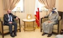 القائم بأعمال سفير إسرائيل في البحرين يصل إلى المنامة